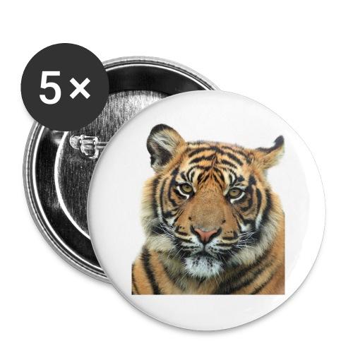 tiger 714380 - Confezione da 5 spille grandi (56 mm)