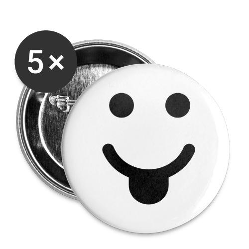 smlydesign jpg - Buttons groot 56 mm (5-pack)