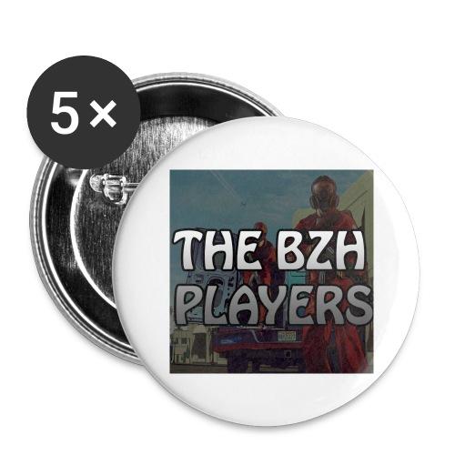 T-Shirt The BloYd - Lot de 5 grands badges (56 mm)