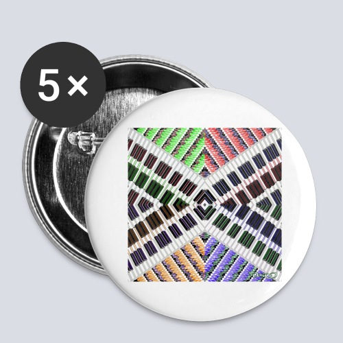 aBSTRAWIATURA bluza - Buttons large 2.2''/56 mm(5-pack)