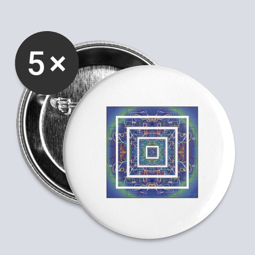 tHOUGHT - Buttons large 2.2''/56 mm(5-pack)