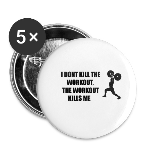 oioi - Buttons large 2.2''/56 mm(5-pack)