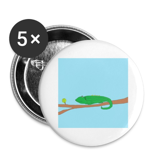 Kameleron - Buttons groot 56 mm (5-pack)