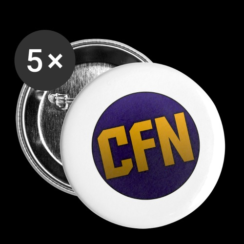 CFN - Buttons large 2.2''/56 mm (5-pack)