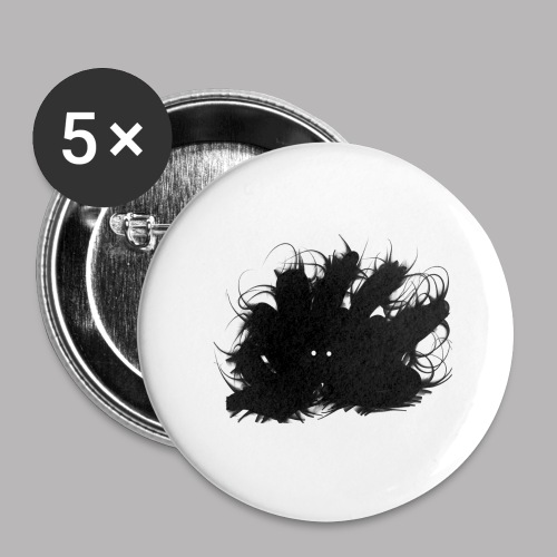 Crawley the Creeper - Buttons large 2.2''/56 mm (5-pack)