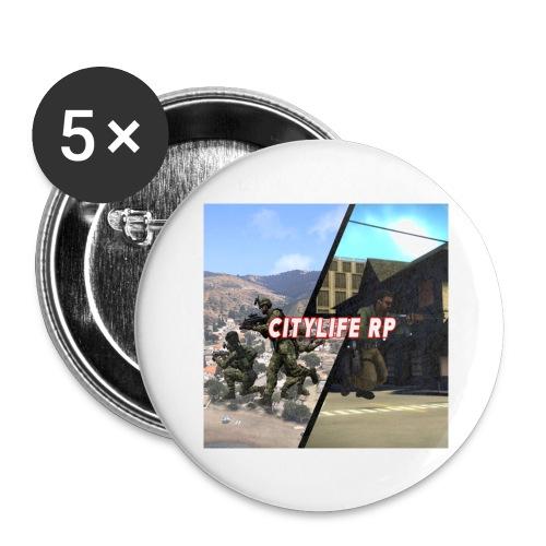 25520186 1487734038006238 33100251 n - Lot de 5 grands badges (56 mm)