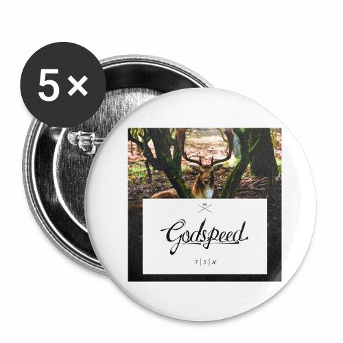 Godspeed FSH - Rintamerkit isot 56 mm (5kpl pakkauksessa)