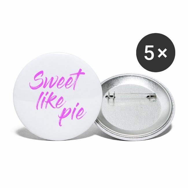 Sweet like pie