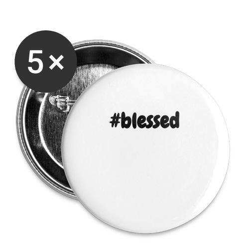 blessed - Rintamerkit isot 56 mm (5kpl pakkauksessa)