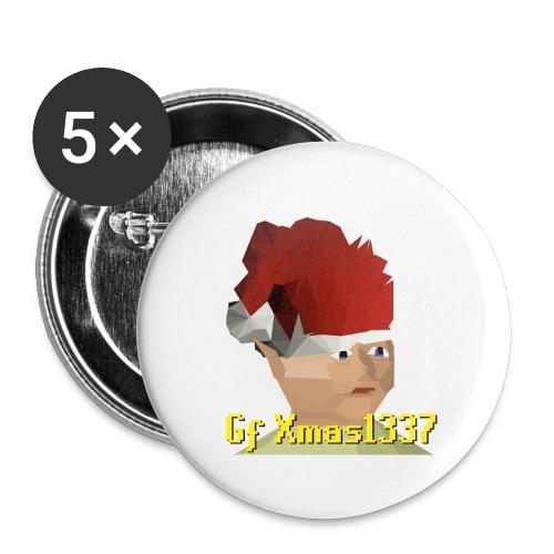 Gnomechild Christmas - Stor pin 56 mm (5-er pakke)