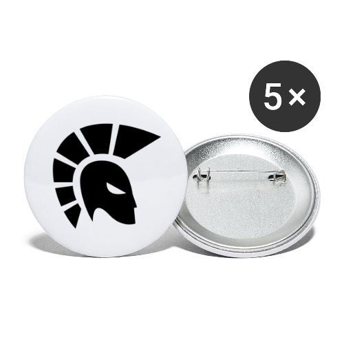 Aflex Hose Centurion Racing Icon - Buttons large 2.2''/56 mm(5-pack)