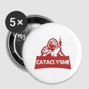 Cataclysme Roleplay - Badge grand 56 mm