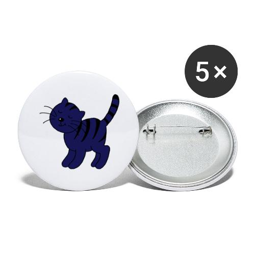poes - Buttons groot 56 mm (5-pack)