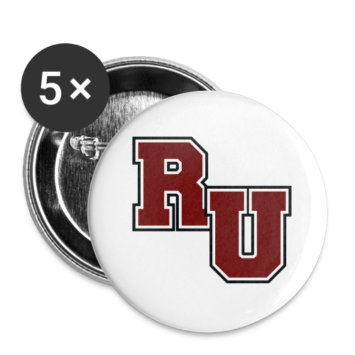 rusk - Buttons large 2.2''/56 mm(5-pack)