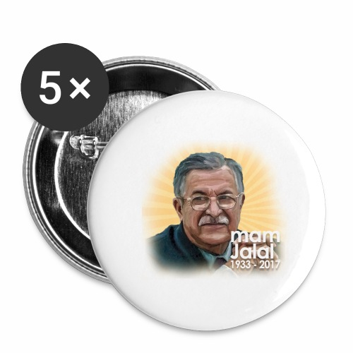 mamjalal2 - Buttons large 2.2''/56 mm(5-pack)