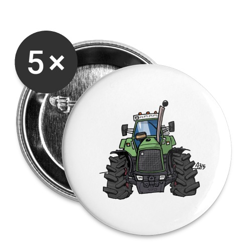 0145 F - Buttons groot 56 mm (5-pack)