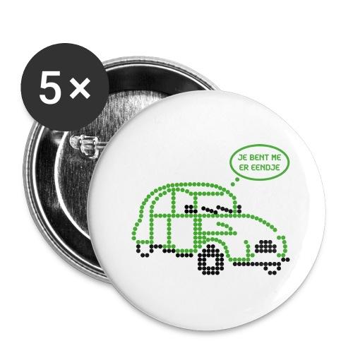 eendje.png - Buttons groot 56 mm (5-pack)