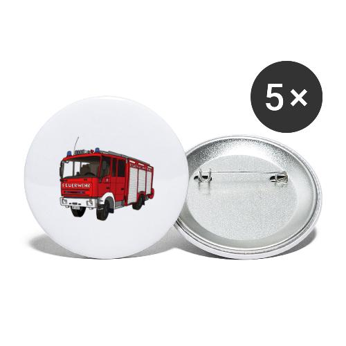 LF 16 - Buttons groß 56 mm (5er Pack)