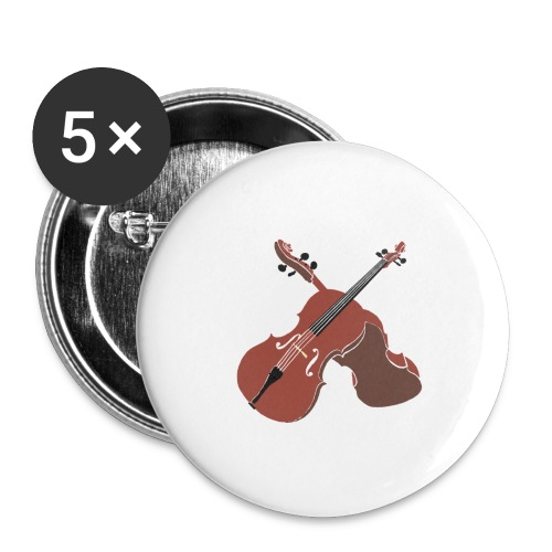 Cello - Buttons large 2.2''/56 mm(5-pack)
