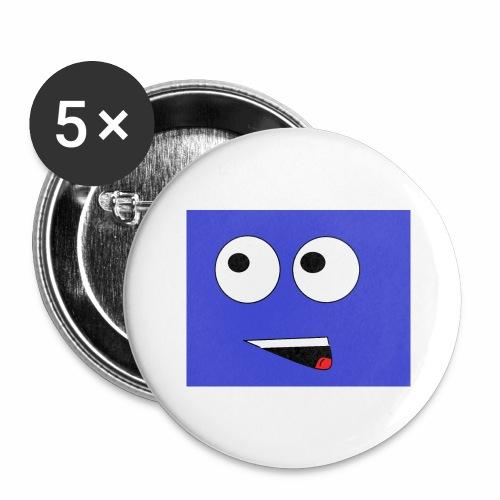 LKIMZ - Buttons groß 56 mm (5er Pack)