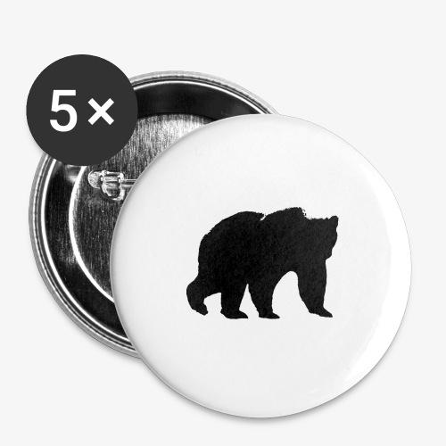 alouci - Stora knappar 56 mm (5-pack)