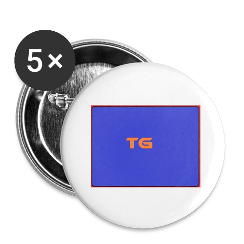 tg shirt special - Buttons groot 56 mm (5-pack)