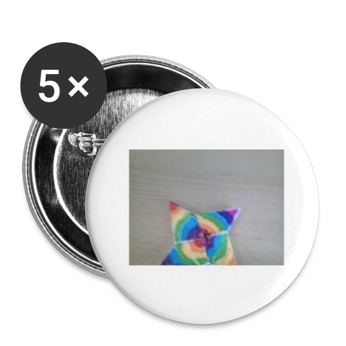 ck stars 2017 - Buttons large 2.2''/56 mm (5-pack)