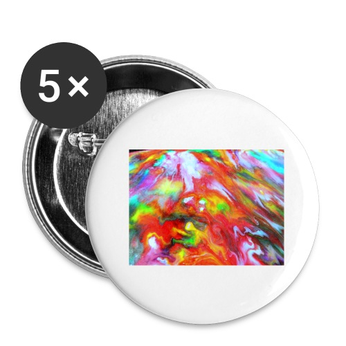 abstract 1 - Buttons large 2.2''/56 mm (5-pack)
