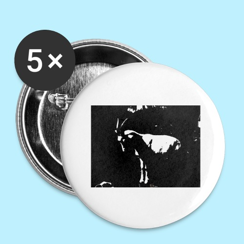 2016 26 9 19 34 50 - Buttons groot 56 mm (5-pack)