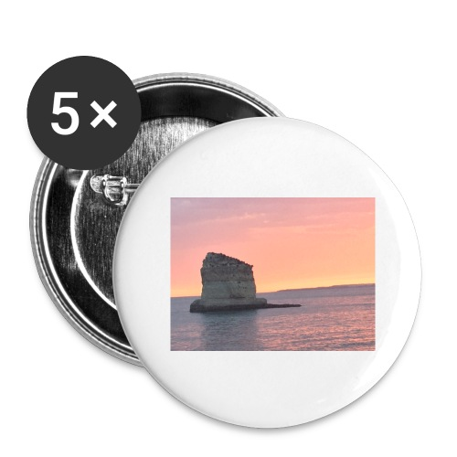 My rock - Buttons large 2.2''/56 mm(5-pack)