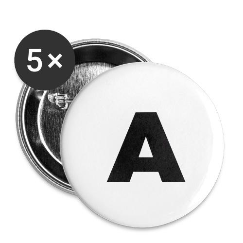 A-685FC343 4709 4F14 B1B0 D5C988344C3B - Buttons/Badges stor, 56 mm (5-pack)