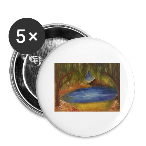 hop1 - Buttons large 2.2''/56 mm(5-pack)