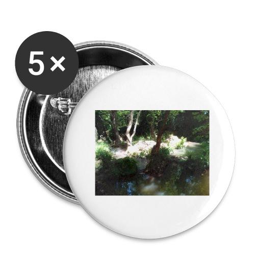 IMG 20180704 134239 - Lot de 5 grands badges (56 mm)