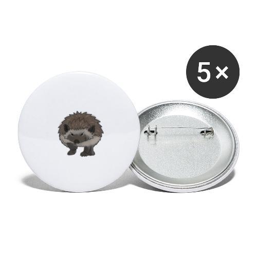 Iglesias - Buttons groß 56 mm (5er Pack)