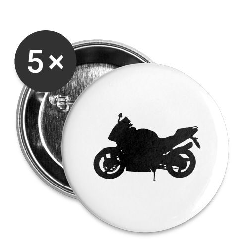 snm daelim roadwin r side sill png - Buttons groß 56 mm (5er Pack)