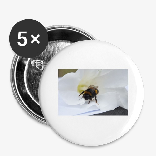Beeflu - Buttons large 2.2''/56 mm(5-pack)