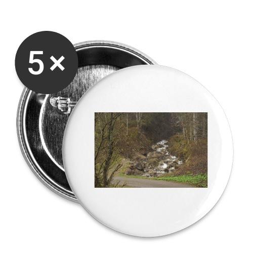 24.10.17 - Buttons groß 56 mm (5er Pack)
