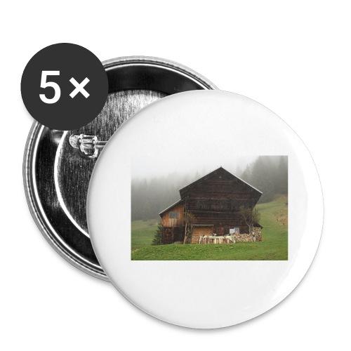31.10.17 - Buttons groß 56 mm (5er Pack)