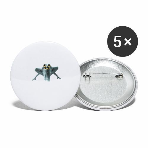 Im weird - Buttons large 2.2''/56 mm(5-pack)
