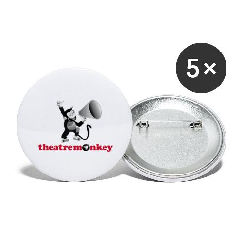 Sammy Says It Loud - Buttons large 2.2''/56 mm(5-pack)