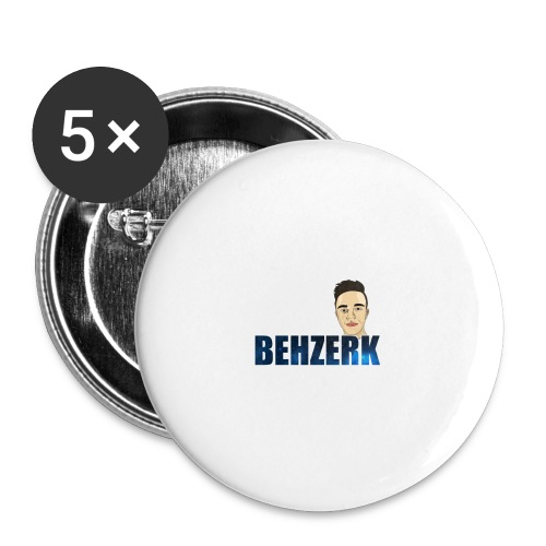 TEE DESIGN 2 png - Buttons large 2.2''/56 mm(5-pack)