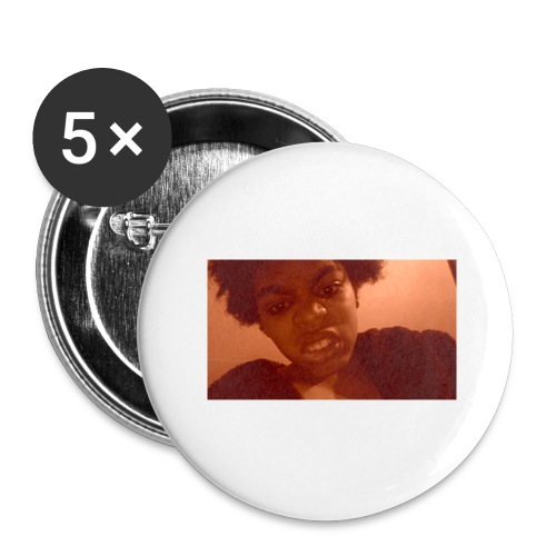 U Mad? - Buttons large 2.2''/56 mm(5-pack)