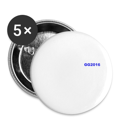 GG12 - Buttons large 2.2''/56 mm (5-pack)