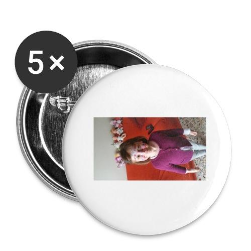 20150425 145327 001 - Confezione da 5 spille grandi (56 mm)