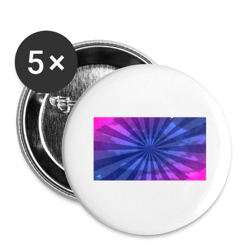 youcline - Buttons large 2.2''/56 mm(5-pack)