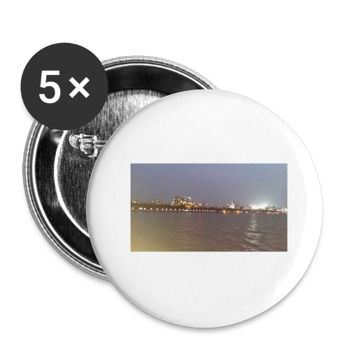 Friends 2 - Buttons large 2.2''/56 mm(5-pack)