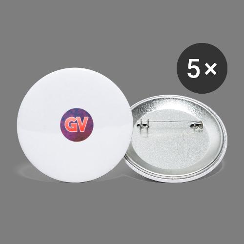 GV 2.0 - Buttons groot 56 mm (5-pack)