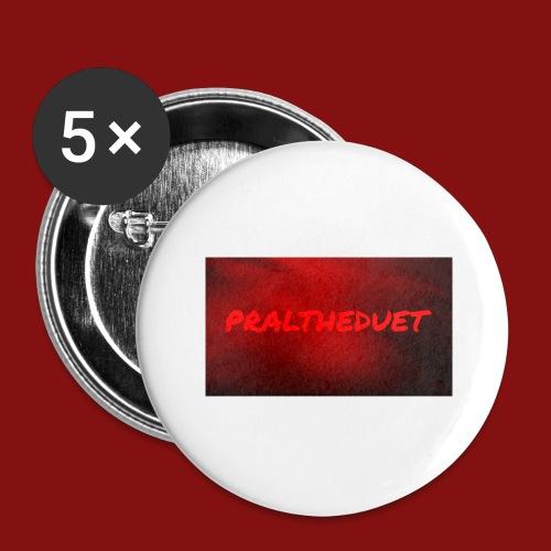 My Post 6 - Stora knappar 56 mm (5-pack)