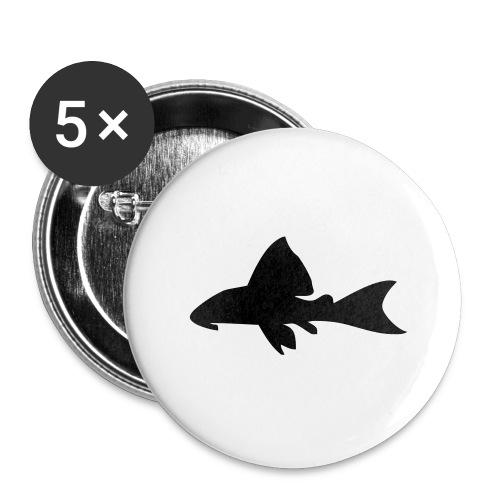 Malle - Stor pin 56 mm (5-er pakke)
