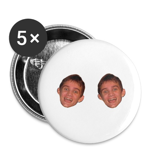 Worst underwear gif - Buttons large 2.2''/56 mm (5-pack)